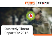 Quarterly Threat Report Q2 2016