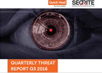 Quarterly Threat Report Q3 2016
