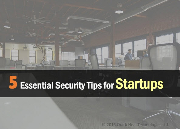 5 essential security tips for startups