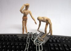 Threat of data loss
