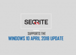 Seqrite Endpoint Security supports the Windows 10 April 2018 Update
