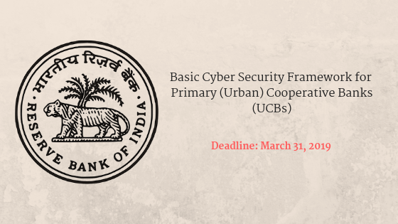 Everything you need to know about RBI's Circular on Basic Security Framework for Primary UCBs