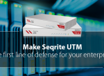 Make Seqrite UTM the first line of defense for your enterprise