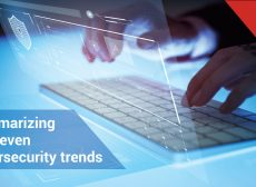 The seven key trends that define how cybersecurity is changing