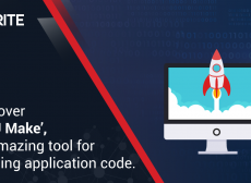 Discover 'GNU Make', an amazing tool for building application code.