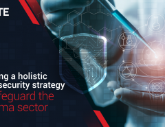 Building a holistic cybersecurity strategy to safeguard the pharma sector