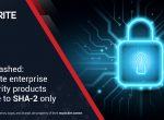 Seqrite announces SHA-1 deprecation for its products