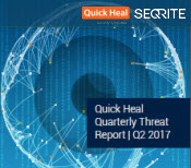 Quick Heal Quarterly Threat Report Q2 2017