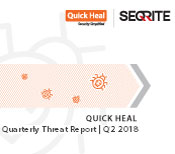 Quick Heal Quarterly Threat Report, Q2 2018