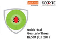Quick Heal Quarterly Threat Report Q1 2017