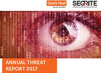 Annual Threat Report 2017