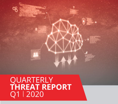 Seqrite Quarterly Threat Report - Q1 - 2020