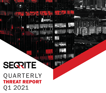 Seqrite Quarterly Threat Report - Q1 - 2021