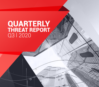 Seqrite Quarterly Threat Report - Q3 - 2020