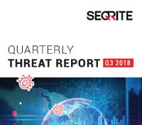 Seqrite Quarterly Threat Report  Q3 2018