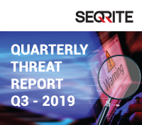 Seqrite Threat Report Q3 - 2019