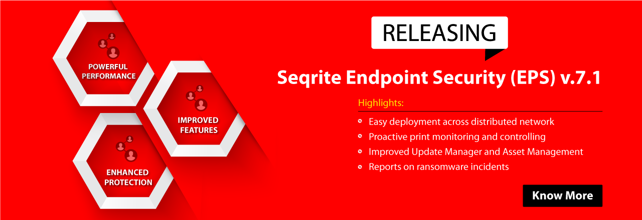 Seqrite Endpoint Security (EPS) v.7.1