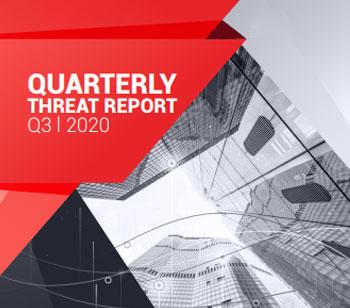 Seqrite Quarterly Threat Report - Q3 - 2020