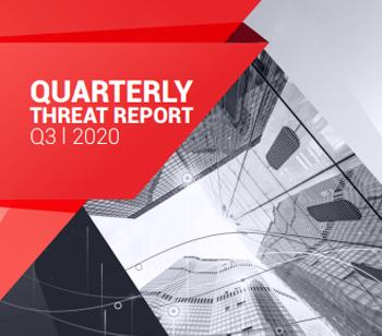 Seqrite Threat Report Q3 - 2020