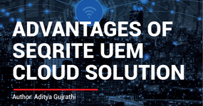 Advantages of Seqrite UEM