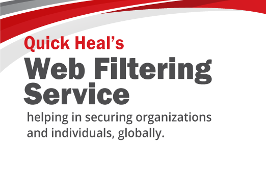 Quick Heal's Web Filtering Service
