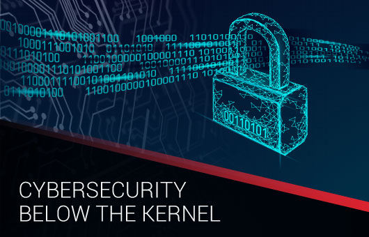 Seqrite cybersecurity below the kernel