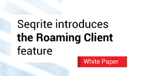 Seqrite introduces the Roaming Client feature